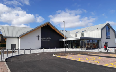 Dumfries Baptist Church Centre at Gillbrae