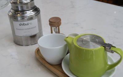 Cornerstone Cafe tea